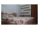 JUAL MURAH & CEPAT (BU) - Apartemen Serpong Greenview, BSD, Fully Furnished