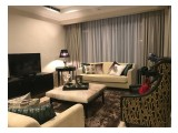 Dijual Apartemen Istana Sahid 3br 173m2 di Sudirman Jakarta Selatan