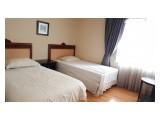 Dijual Apartemen Istana Sahid 2+1 BR Luas 142 sqm semi furnished.