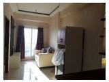 JUAL Apartemen Sunter Parkview Furnish Cakep 2 Kamar HOOK view Lepas ke Sudirman