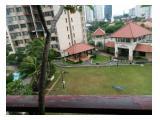 Dijual Apartemen Taman Rasuna 2BR Lantai Tinggi Best View