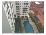 Jual Apartemen Serpong Greenview Tangerang - 2 BR 32m2 Unfurnished