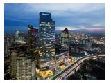 Jual Apartemen Raffles Residence Ciputra World – 4+1 BR 474 m2 Brand New