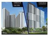 Jual Cepat Apartemen Bintaro Plaza Residence – Breeze Tower