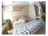 BEST DEAL ! FOR SALE 1 BEDROOM APARTMENT AT TOWER DIAMOND MENTENG PARK JAKARTA PUSAT