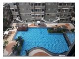 Dijual cepat Apartemen Sudirman Park, Tower A, luas 48 m2, 2 BR, Furnished, Unit rapih dan dalam kondisi tersewa
