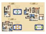 Dijual Apartemen Taman Anggrek Residence 1BR