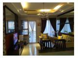 Dijual / for sale apartement Sudirman Park 3 bedrooms good furnished