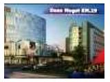 Dijual 19 Avenue Apartment Type Studio di Batu Ceper Tangerang