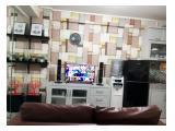 Jual 2BR Full Furnished Ukuran 42 m2 - Apartemen Kalibata City Green Palace - Tower Raffles