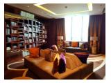 Jual Apartemen Pakubuwono Signature 4+1BR, 319m2 NETT Semi Furnished - Garansi Termurah, Siap Show Unit