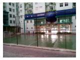 Apartemen Pancoran Riverside – 2 BR Unfurnished + TV Super Murah