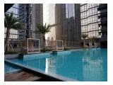 For Sale : Brand New Apartment District 8 @ SCBD 105 m2 2BR with Spacious Balcony & Semi Furnished - Best Price