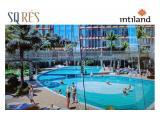 Apartemen Perdana SQ Residence By Intiland Development