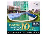 Pejaten Park Residence swiming pool