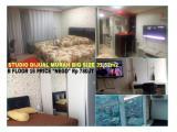 Dijual Tamansari HIVE Unfurnish/Full Furnished All Type Studio, 1BR & 2BR Lokasi Strategis Hanya 20Menit Menuju/Dari Halim Perdanakusuma Airport