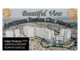 Disewakan Khusus Harian Apartemen Bassura City – Studio 28 m2 – 2 Bedrooms 38 m2 – Fully Furnished
