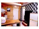 Jual Apartemen Gading Nias Jakarta Utara - 2 BR 35m2 Furnished