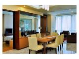 Jual Apartemen The Peak Sudirman 3BR Fully Furnished Private Lift Tower Regis