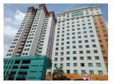 Dijual Cepat Apartemen Ibis Mangga Dua Jakarta Pusat Lokasi Strategis