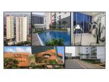 JUAL CEPAT Apartemen Aspen Residence Tower C, 2BR