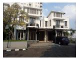 Dijual Townhouse Cosmo Park Thamrin - 3BR Semi Furnished