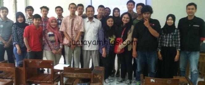 """mahasiswa Fakultas Ilmu Sosial dan Ilmu Politik (FISIP) UPN """"Veteran"""" Yogyakarta"""