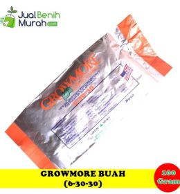 GRowMore Buah 100 gram