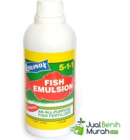 Liquinox Fish Emulsion - 500 ml