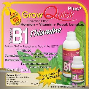 kegunaan pupuk Grow Quick Plus+