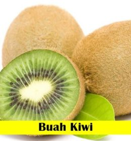 Buah kiwi Maica Leaf