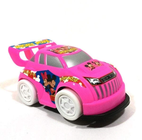 Mainan Anak Mickey Mouse QQ Music Car