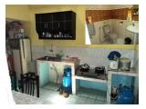 Dapur dan Kamar Mandi (Ruang Cuci)