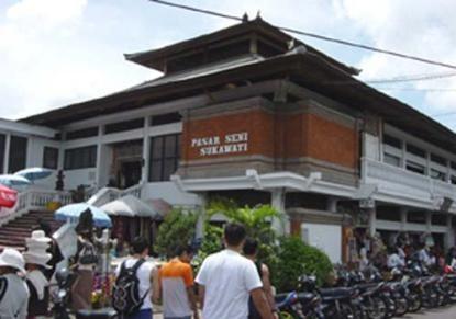 Pasar Sukawati Gianyar, Bali