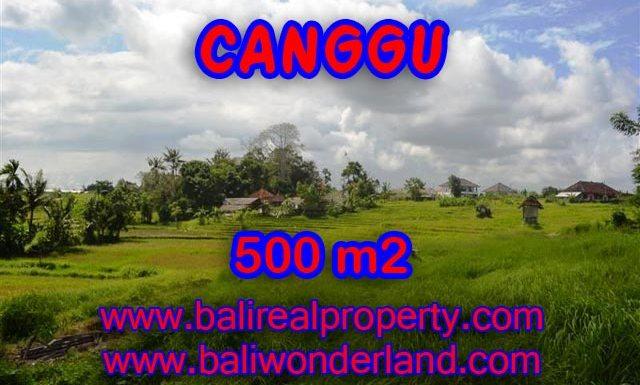 Tanah di Bali dijual 500 m2 di Batu Bolong