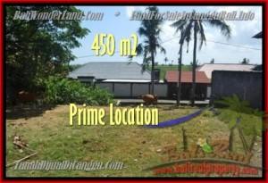 TANAH MURAH di CANGGU BALI DIJUAL 450 m2 di Canggu Pererenan