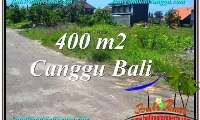 DIJUAL TANAH MURAH di CANGGU BALI TJCG202