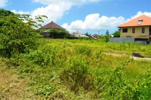 Tanah dijual di Canggu 6,97 Are Dekat Pantai Berawa di Canggu Berawa Bali