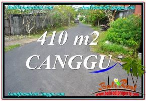 TANAH DIJUAL MURAH di CANGGU BALI 4.1 Are di Canggu Pererenan