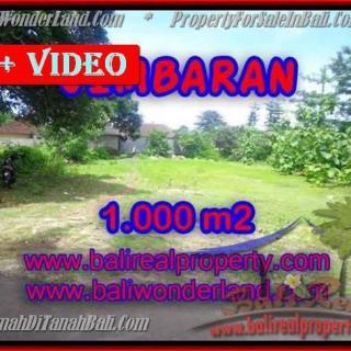 TANAH DIJUAL MURAH di JIMBARAN BALI 1,000 m2 di Jimbaran four seasons