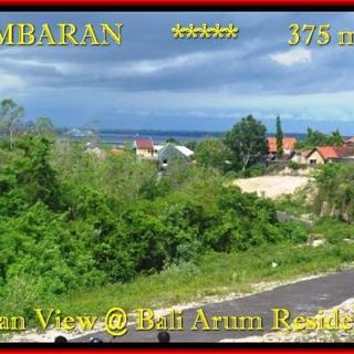 JUAL MURAH TANAH di JIMBARAN 375 m2 di Jimbaran Uluwatu