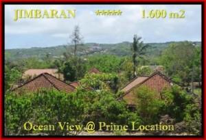 JUAL TANAH MURAH di JIMBARAN 16 Are View laut , bukit dan hotel