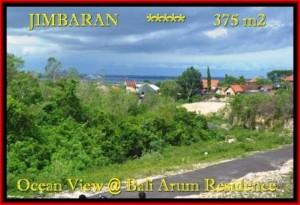 TANAH DIJUAL MURAH di JIMBARAN 3,75 Are di Jimbaran Uluwatu