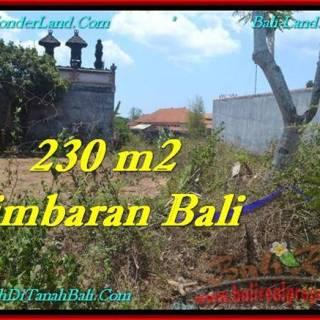 TANAH DIJUAL di JIMBARAN 2 Are Lingkungan Villa