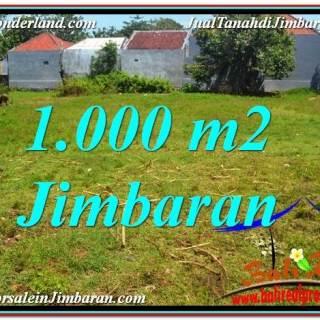 TANAH MURAH di JIMBARAN DIJUAL TJJI108