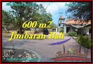JUAL MURAH TANAH di JIMBARAN BALI 600 m2 Lingkungan Villa