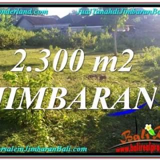 JUAL MURAH TANAH di JIMBARAN BALI 23 Are di Jimbaran Ungasan