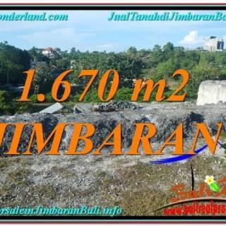 JUAL TANAH MURAH di JIMBARAN 16.7 Are Lingkungan Villa