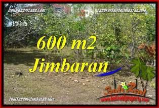 TANAH DIJUAL di JIMBARAN BALI 600 m2 LINGKUNGAN VILLA & HOTEL