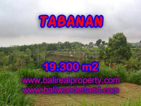 TANAH MURAH DI TABANAN BALI TJTB086 - INVESTASI PROPERTY DI BALI